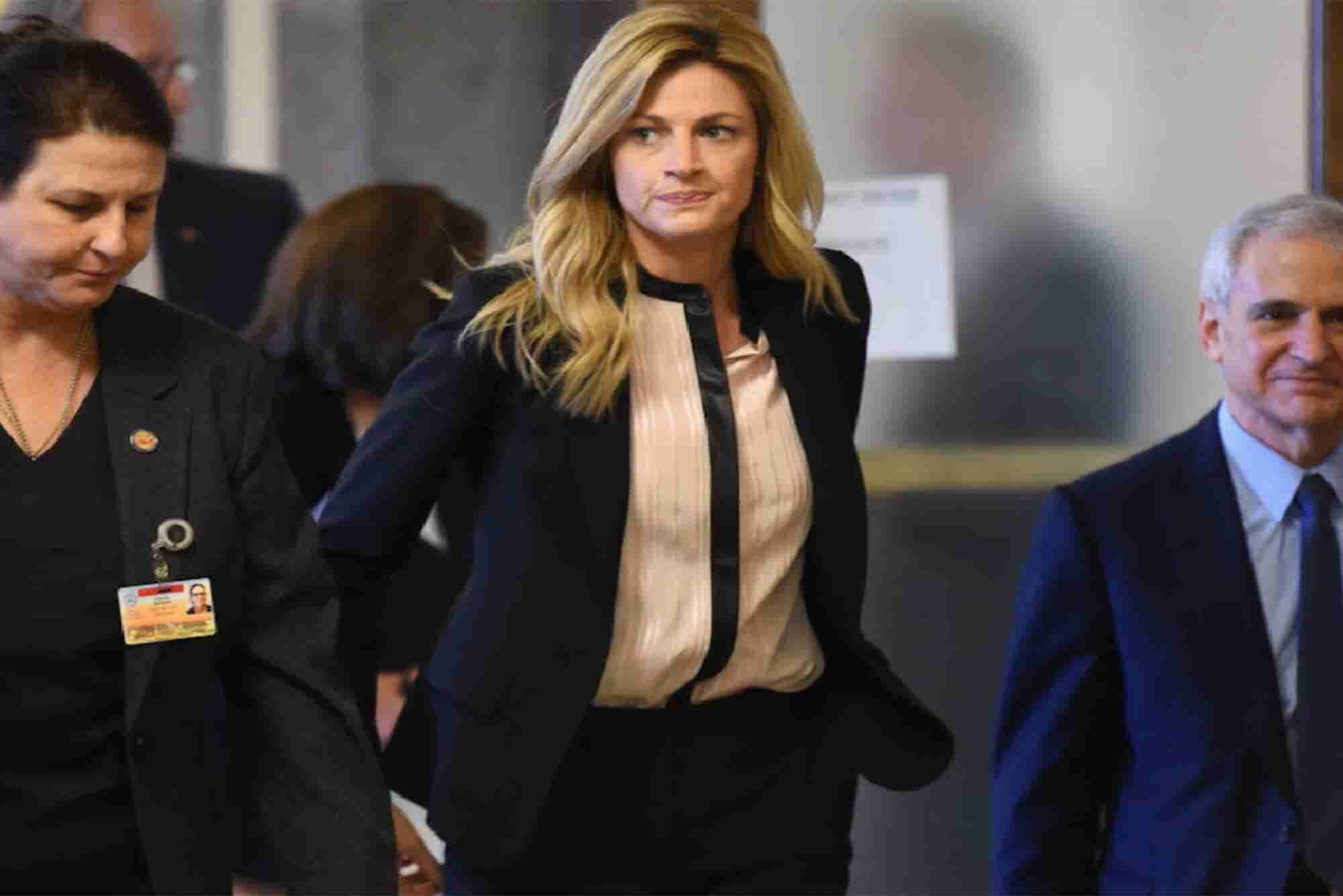 Jury Awards Erin Andrews $55 Million in Nude Video Civil Suit