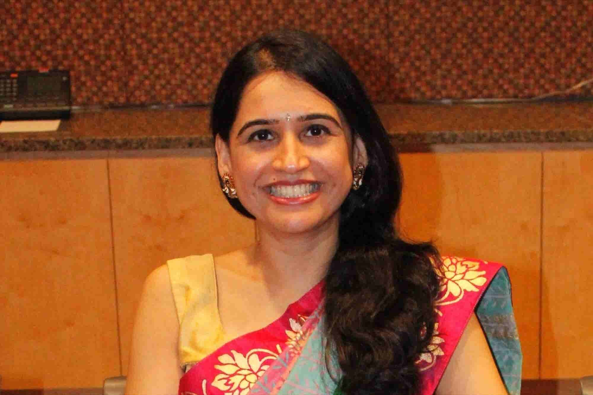 An Economic Thinker With A Giving Soul, Priya Naik