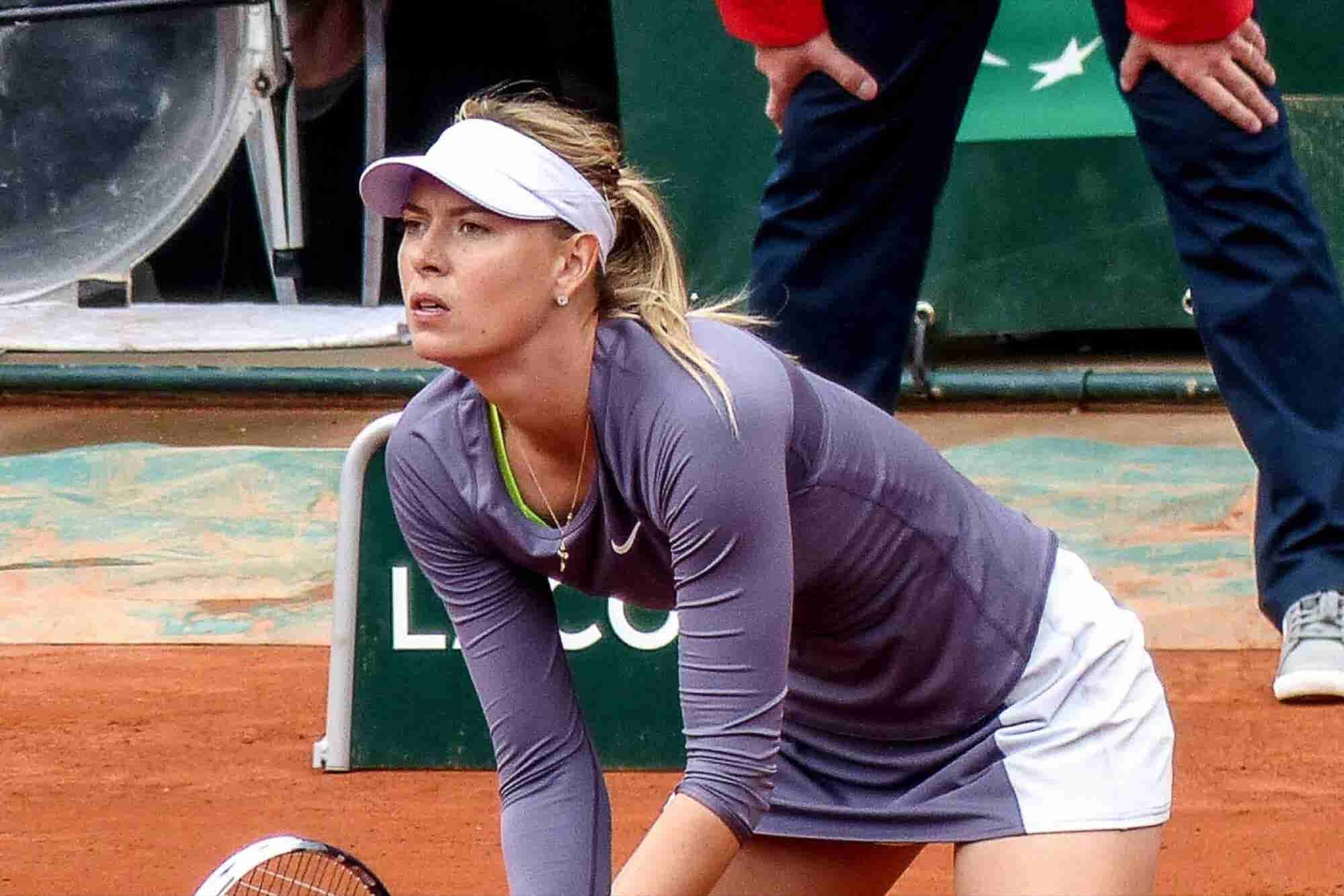 Nike Drops Maria Sharapova After She Fails Drug Test