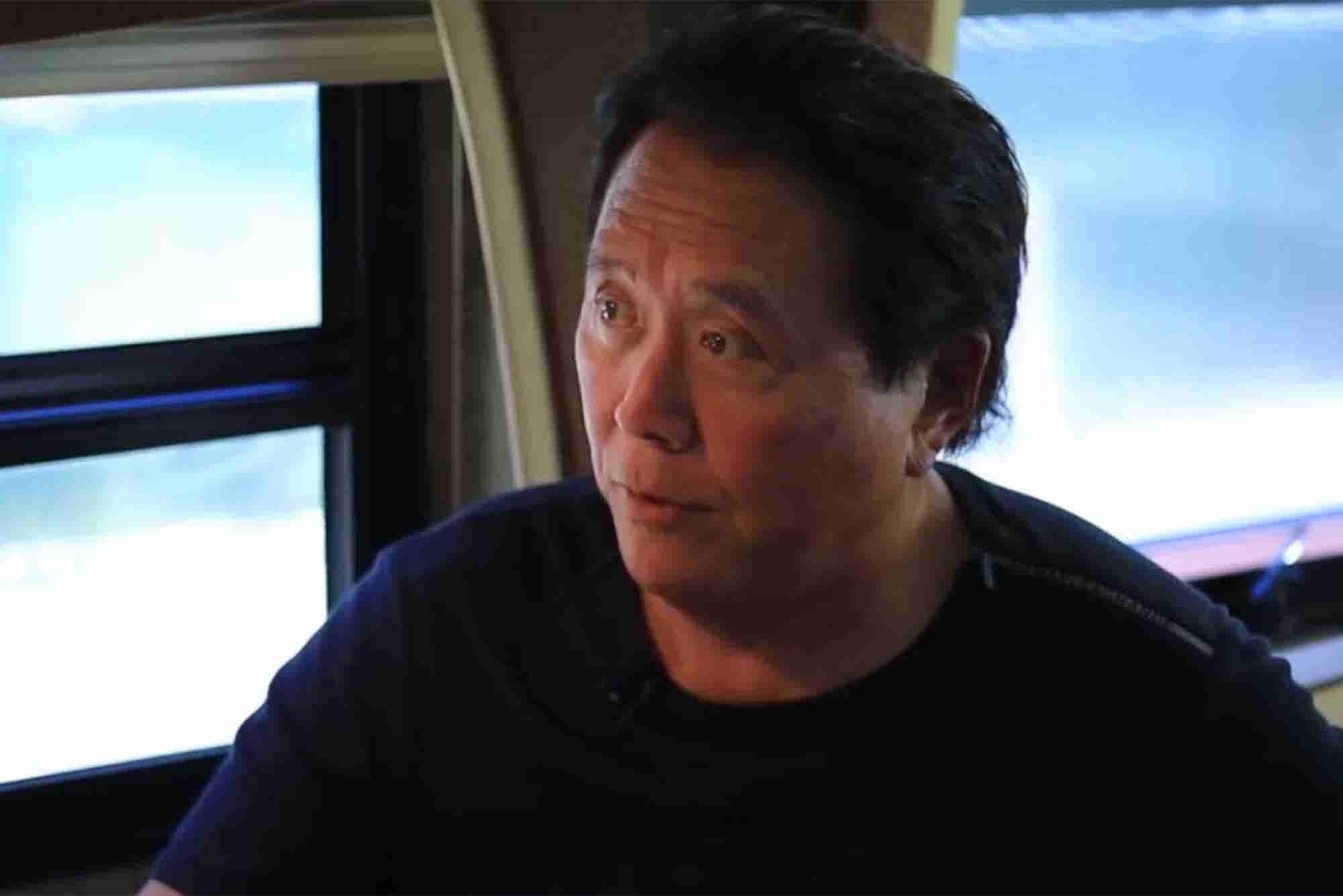 Nearly 20 Years After 'Rich Dad, Poor Dad,' Robert Kiyosaki Says We're Now 'Being Ripped Off as People'