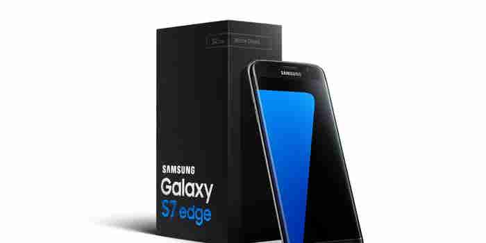 The New Galaxy: Samsung Introduces Galaxy S7
