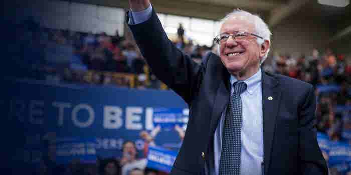 The Lesson Managers Can Learn From Bernie Sanders' Success