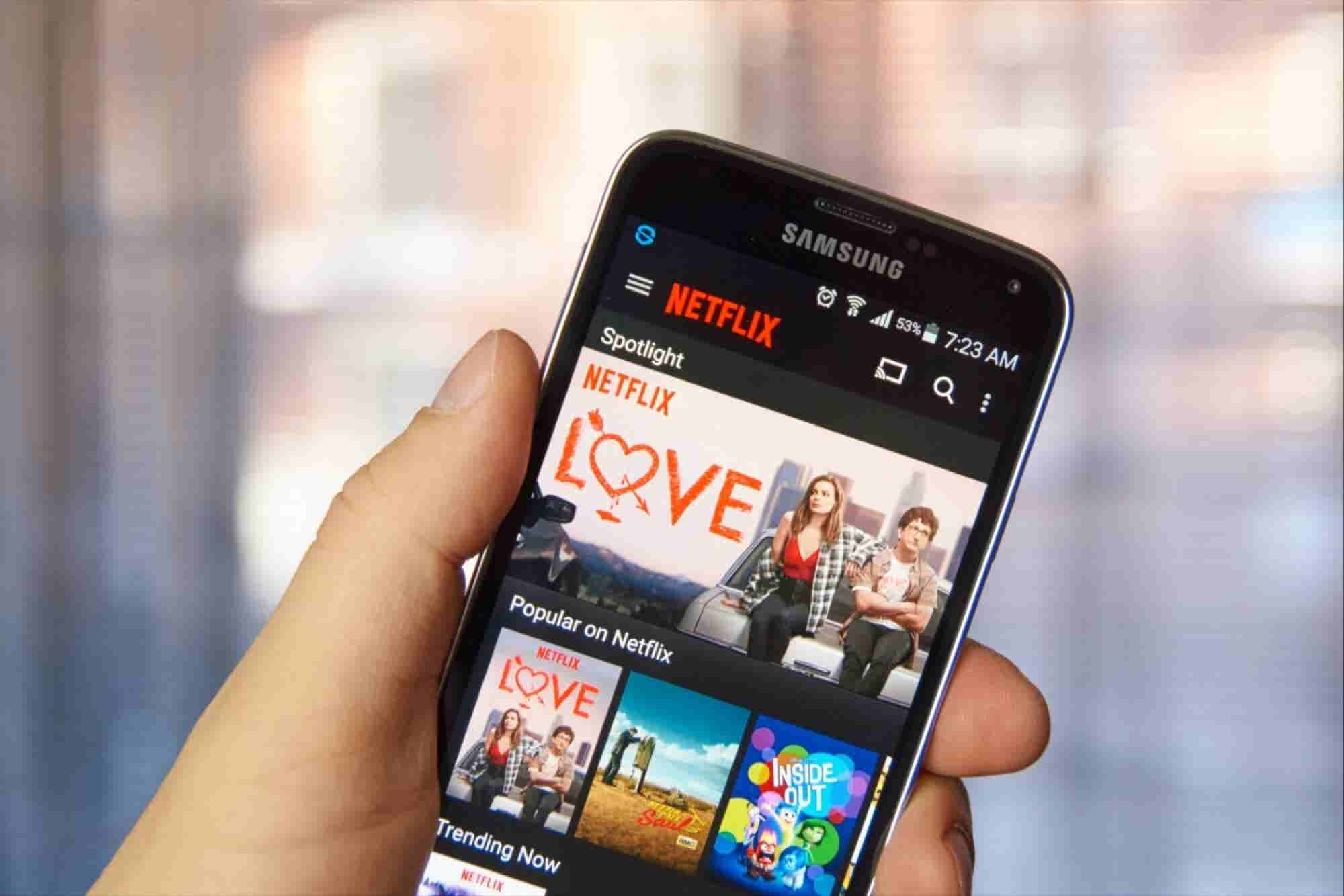 Why Netflix Operates on the Edge of Chaos