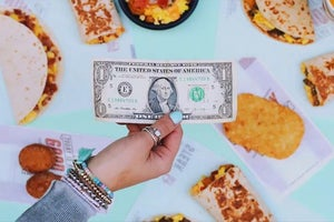Taco Bell Joins Breakfast Wars With New $1 Menu