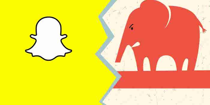 The National Republican Senatorial Committee's Latest Mission: Make Snapchat Uncool