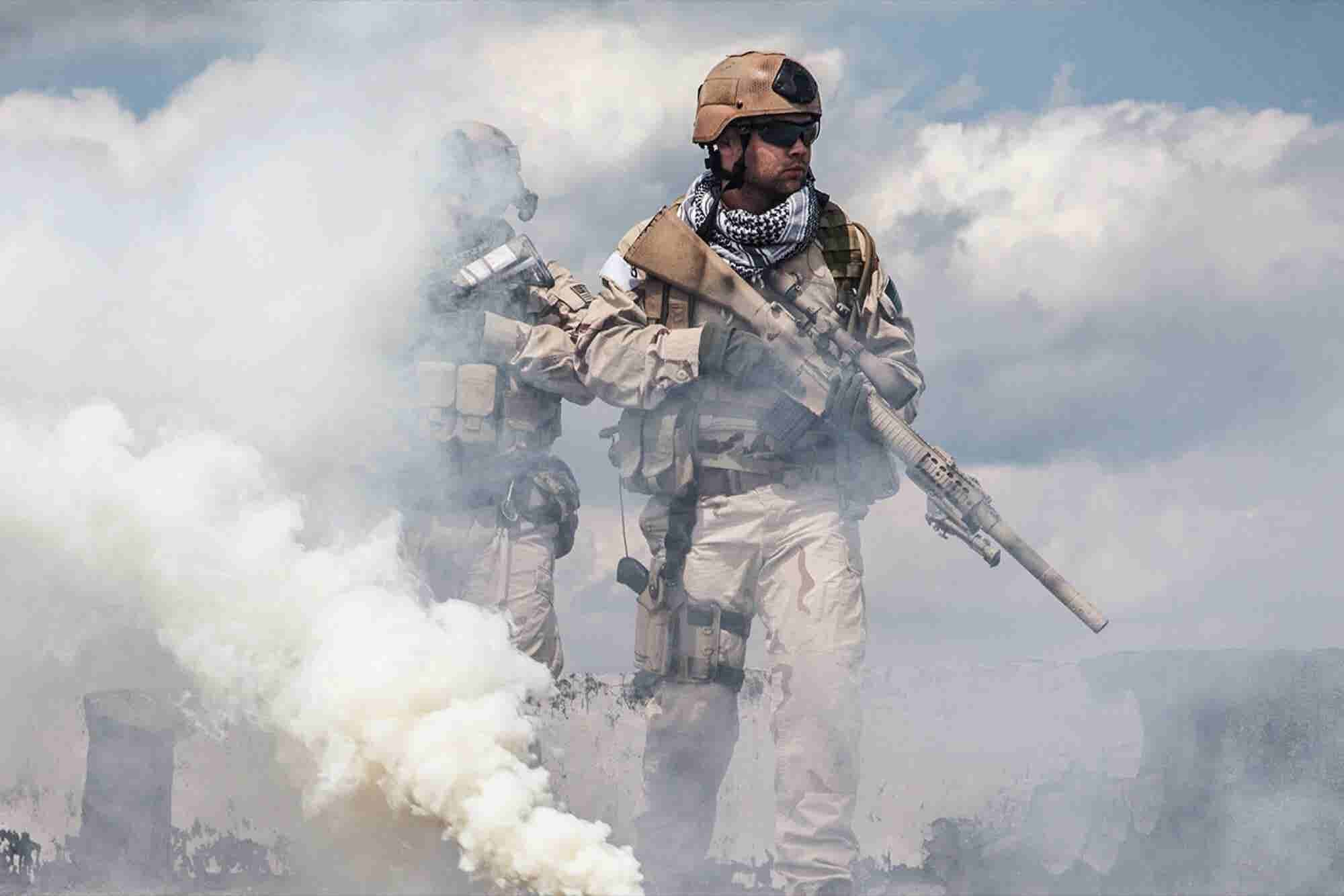 Video: The Secret Business of Training Navy SEALs