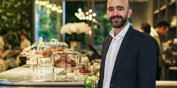 Quality Control: Restaurateur Hani Nakkach On Bringing His London-Based French Bistro, Aubaine, To Dubai