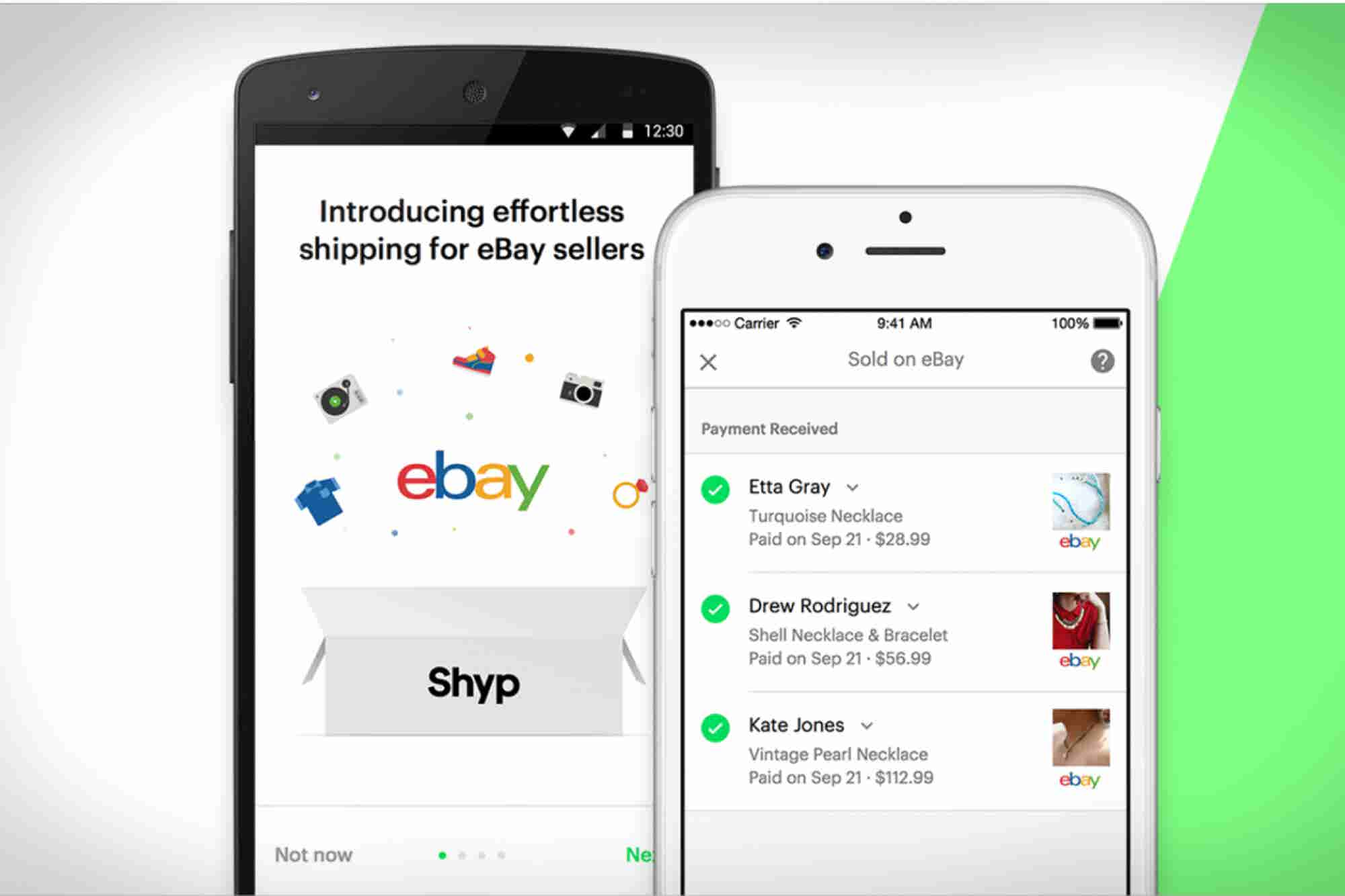 New Partnership With Shyp Looks to Make eBay Selling Way Easier