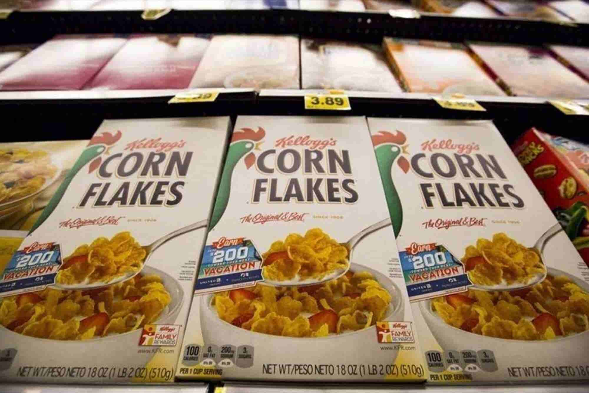 FDA Investigating Video of Man Peeing on Assembly Line at Kellogg Fact...