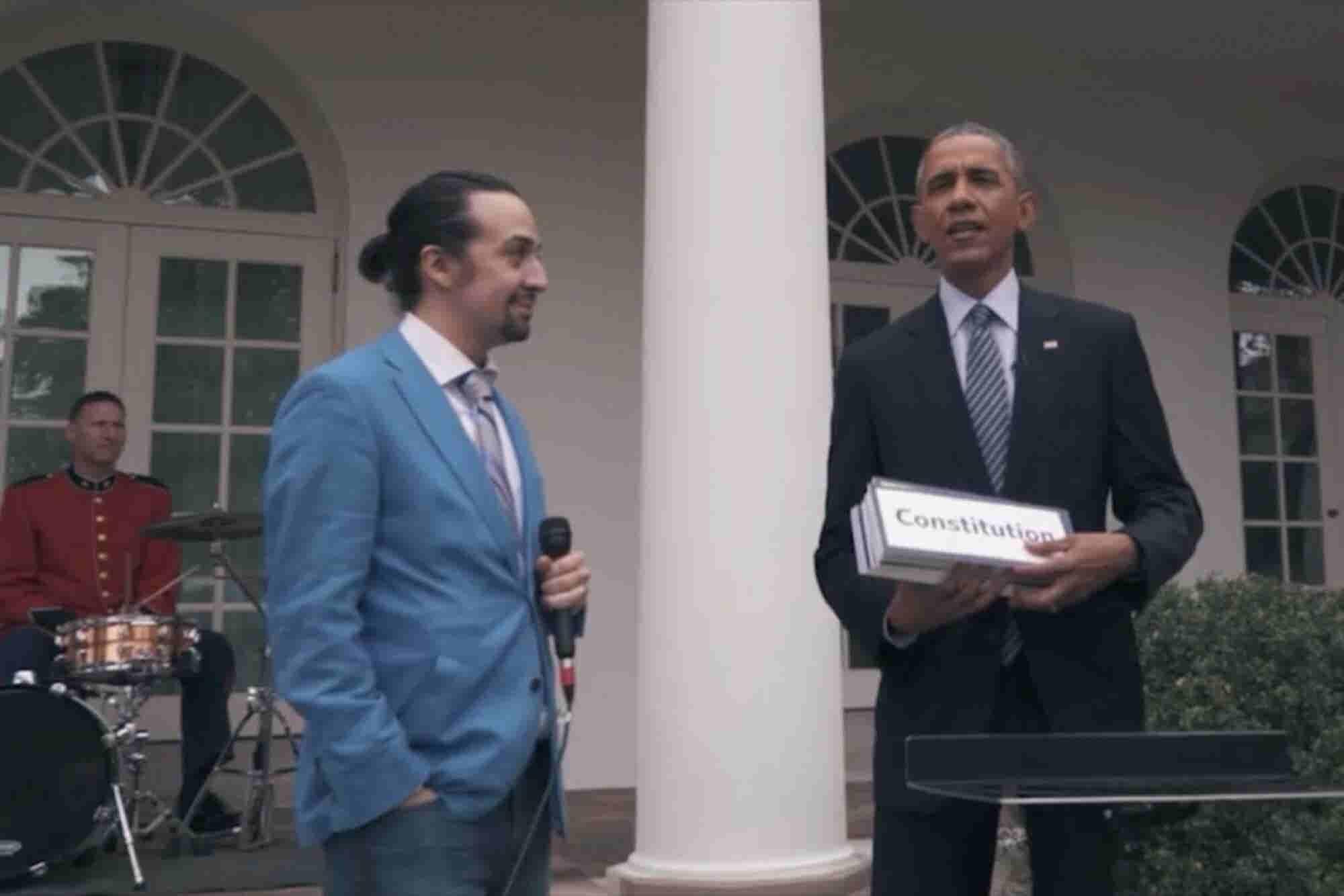 'Hamilton' Sets Record with 16 Tony Nominations