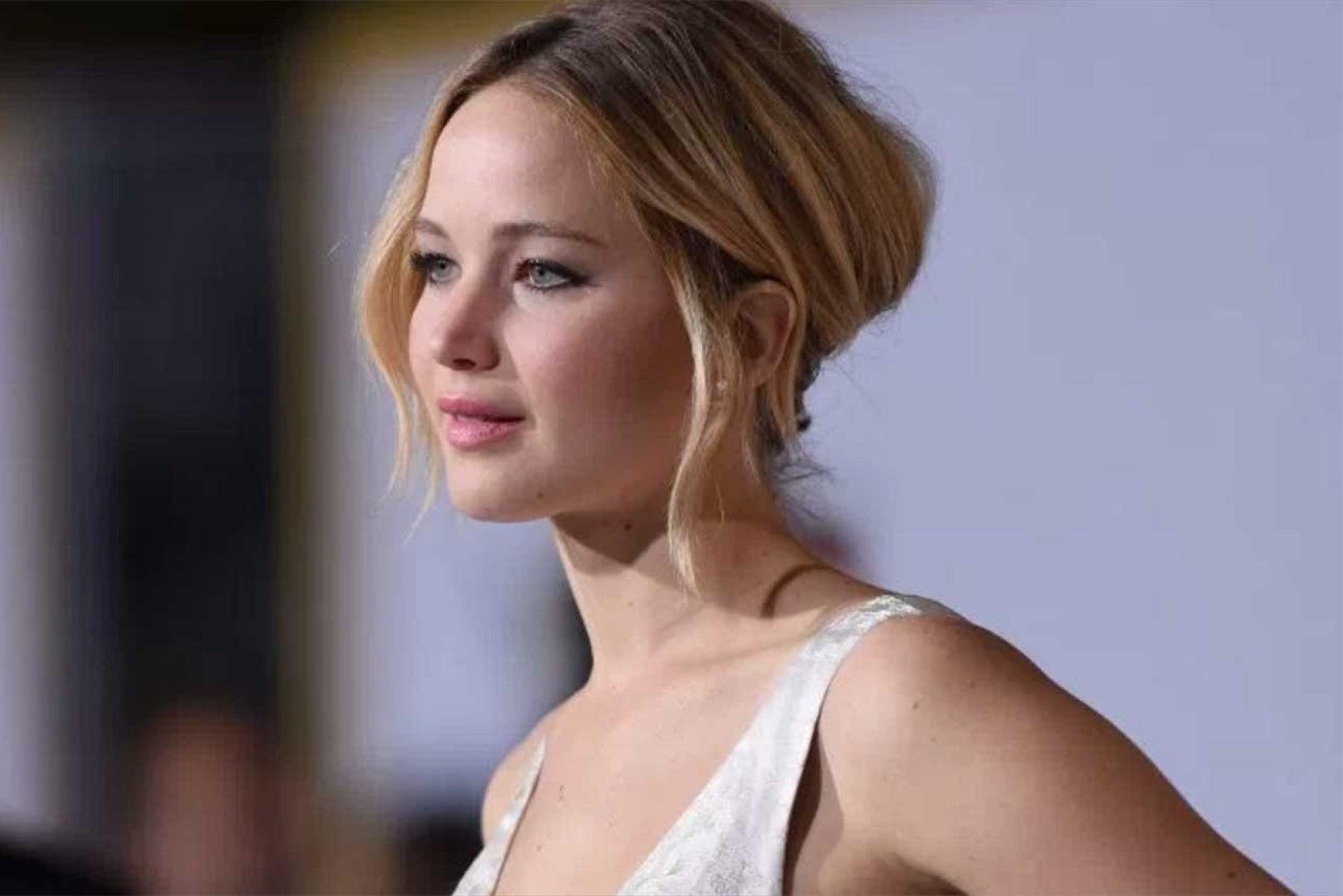 Nudeselfie jennifer lawrence Exclusive: Jennifer