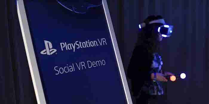 Sony PlayStation VR to Launch Globally in October, Priced at $399