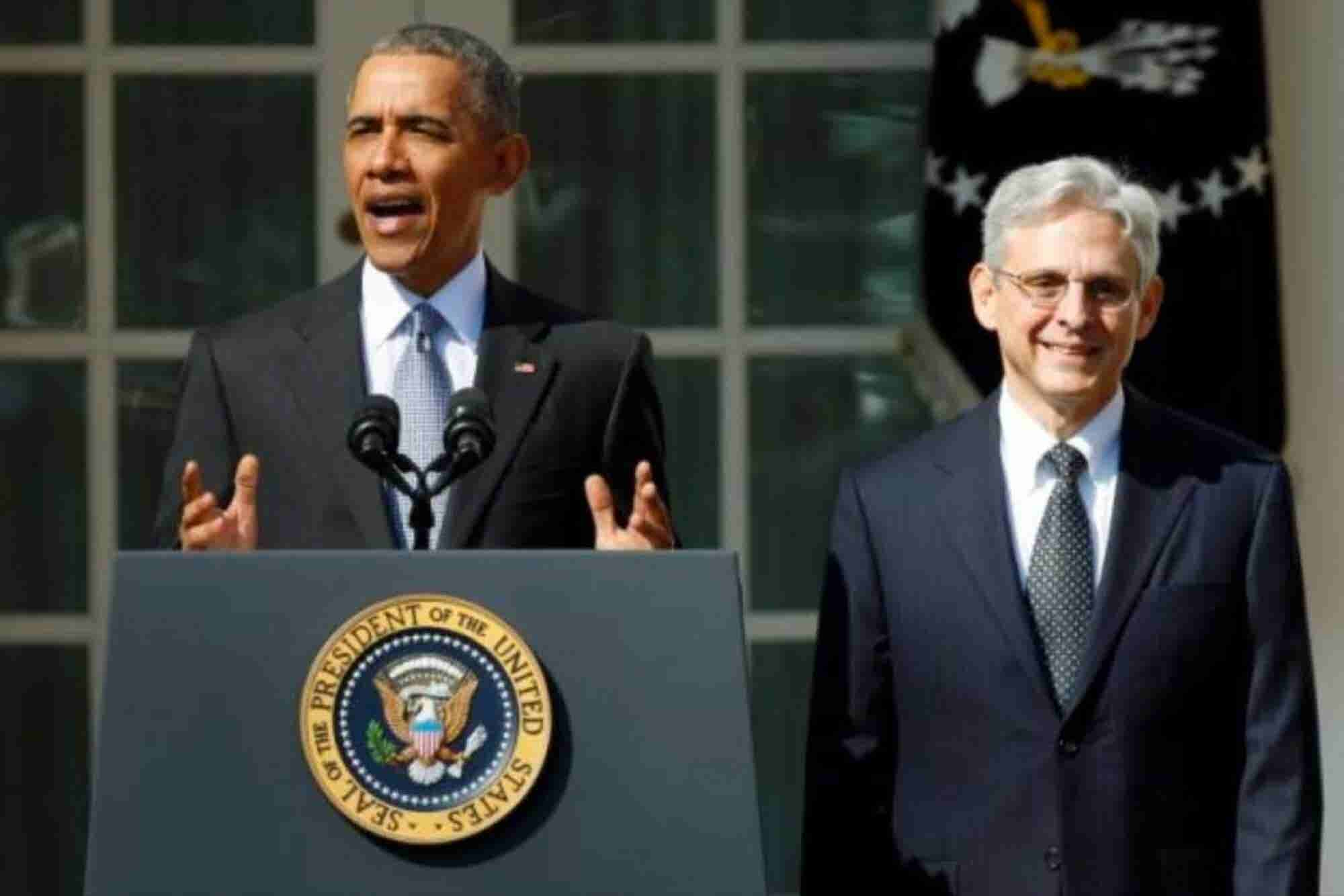 Obama Nominates Moderate, Veteran Judge for Supreme Court