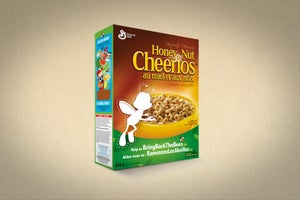 Where on Earth Is Buzz? Why Honey Nut Cheerios Nixed Its Busy Bee.