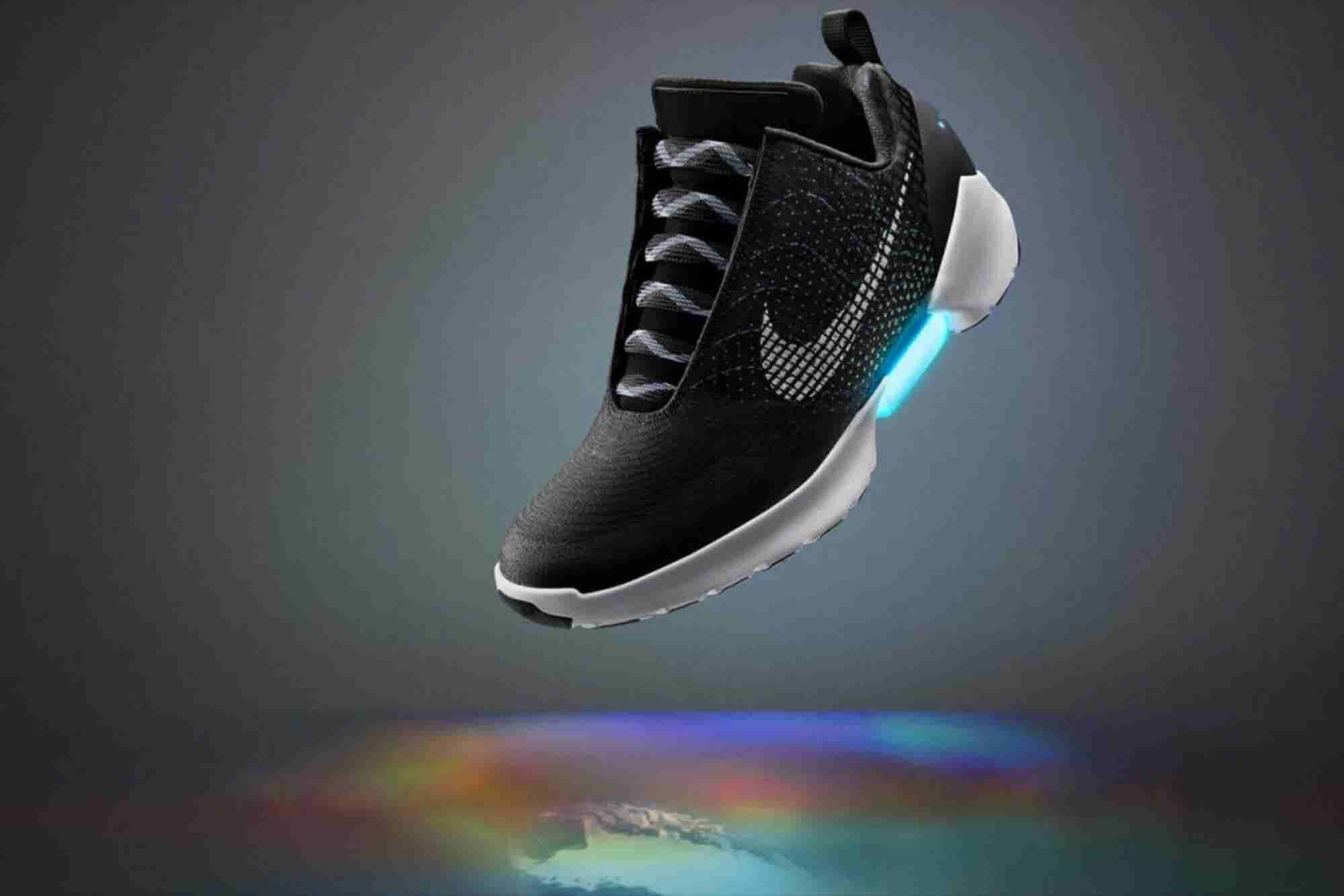 We Finally Know When We Can Get Our Hands on Nike's Self-Lacing Sneake...