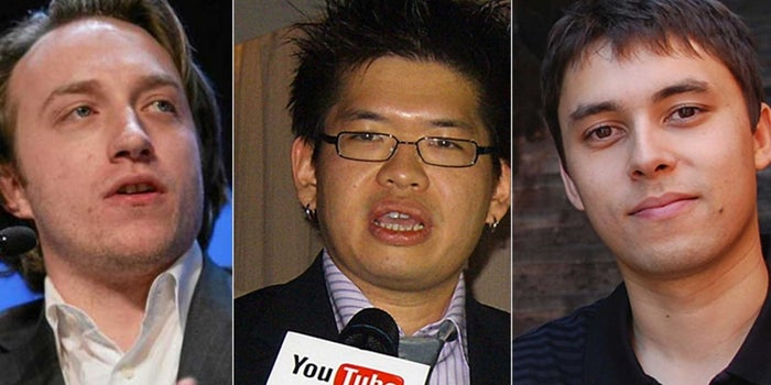 YouTube's Co-Founder Just Made a $1.65 Billion Case for the Early Pivot