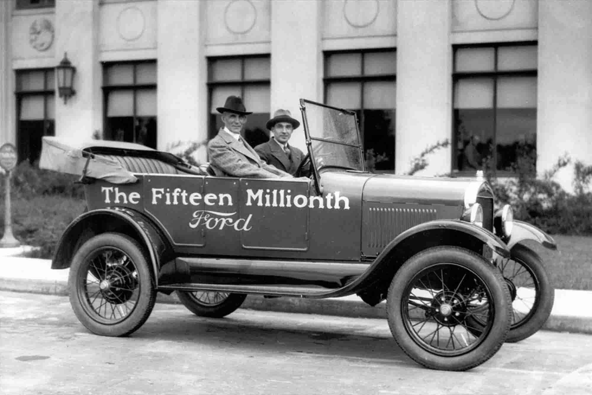 5 Things Every Innovator Needs to Know About America's Greatest Auto Pioneer