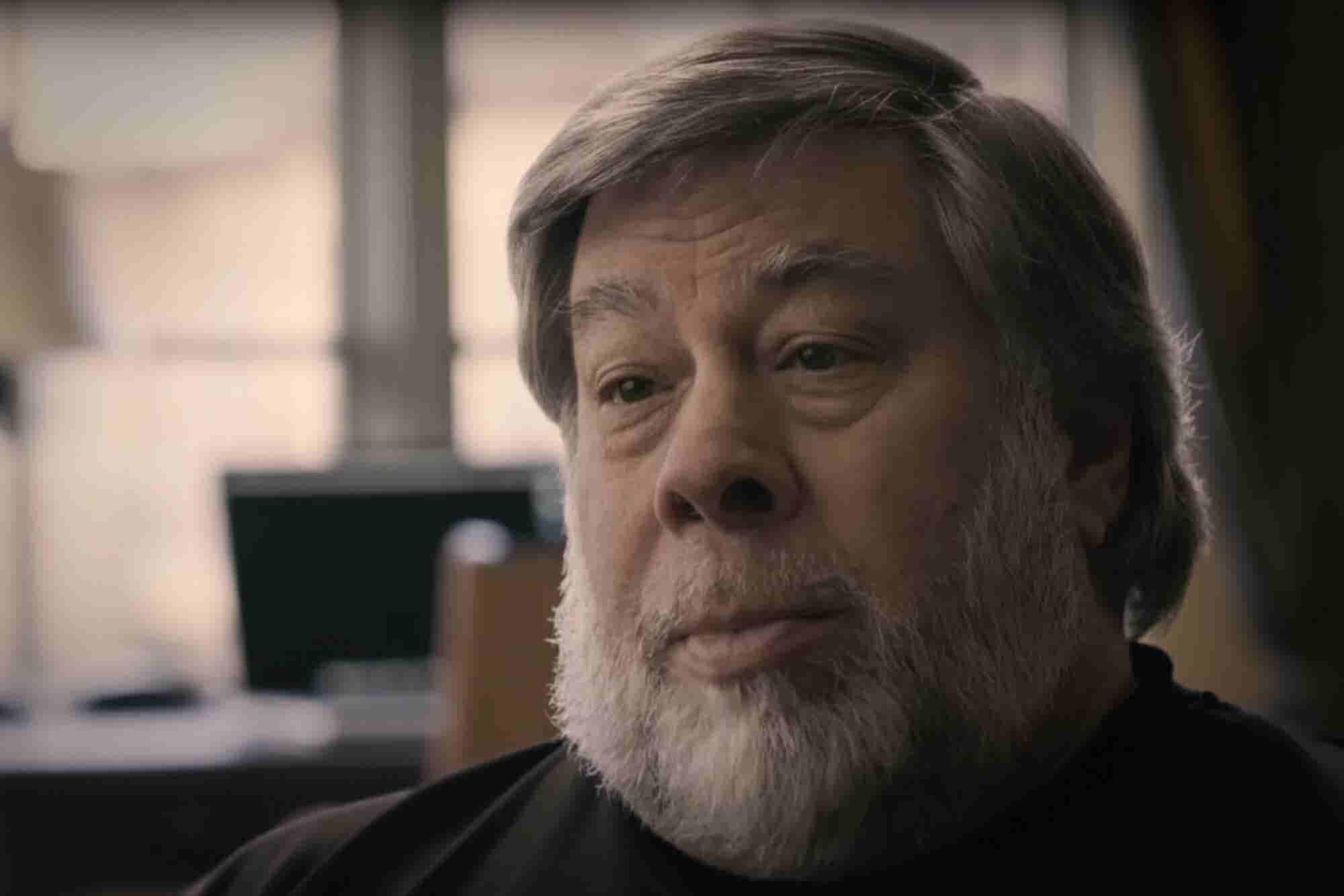 Apple Co-Founder Steve Wozniak Sweetly Describes How He Fell in Love W...