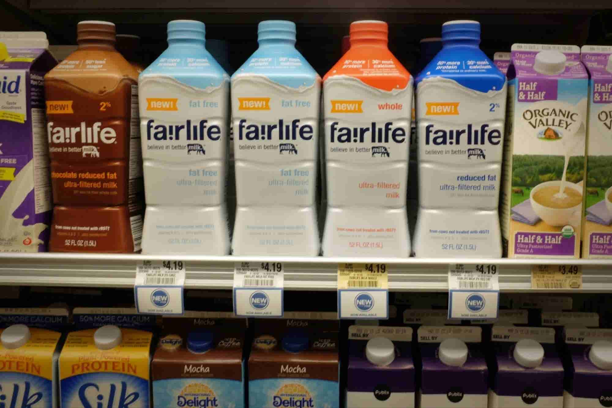 Coke Is Wanting to Turn 'Premium' Milk Into a Billion-Dollar Business