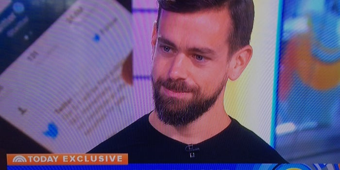 8 Takeaways from Twitter CEO Jack Dorsey's 'Today' Show Interview