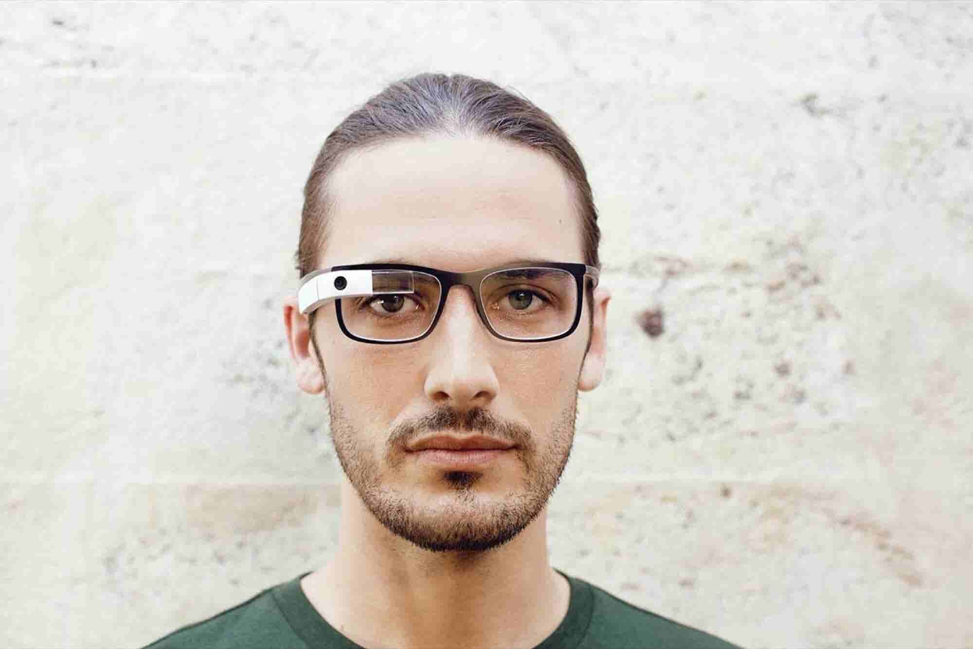 Google Glass Enterprise Version Spotted on eBay