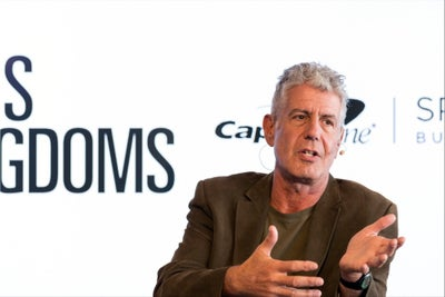 At SXSW - Anthony Bourdain's Advice for Entrepreneurs: Don't Suck, Be...