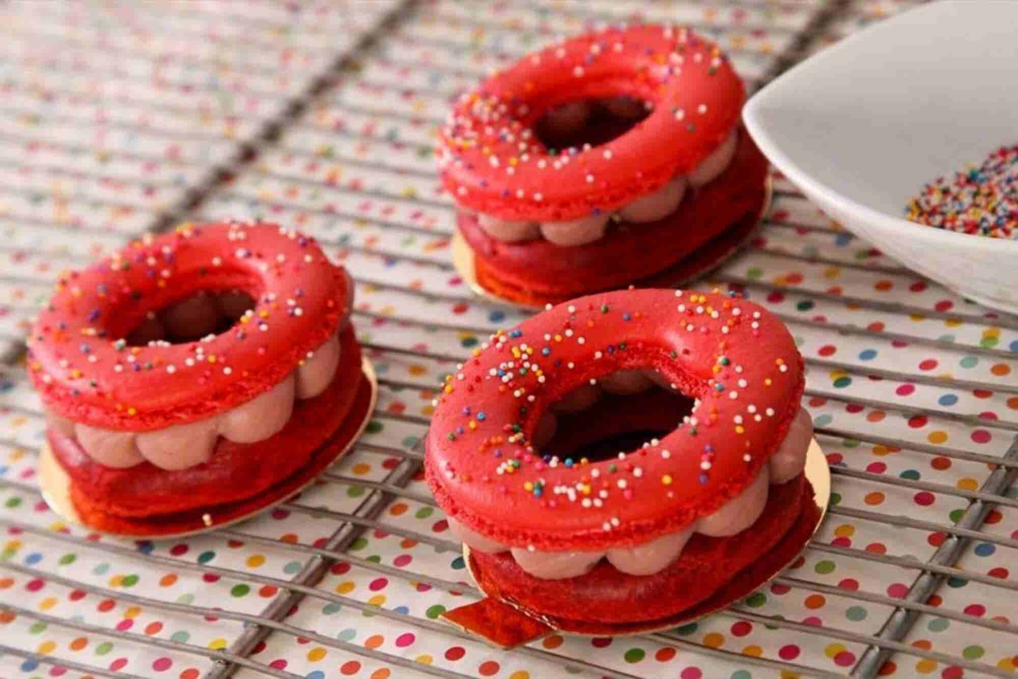 Check Out the 'Macaronut,' the Macaron-Doughnut Mashup