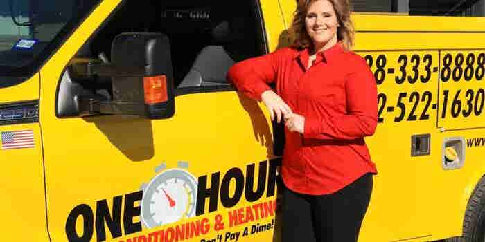 This Franchise Knows Just How Cool (and Hot) It Is for a Woman to Own and Operate an HVAC Business