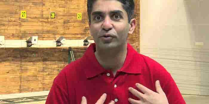 Abhinav Bindra Debuts Start-Up Incubation Fund