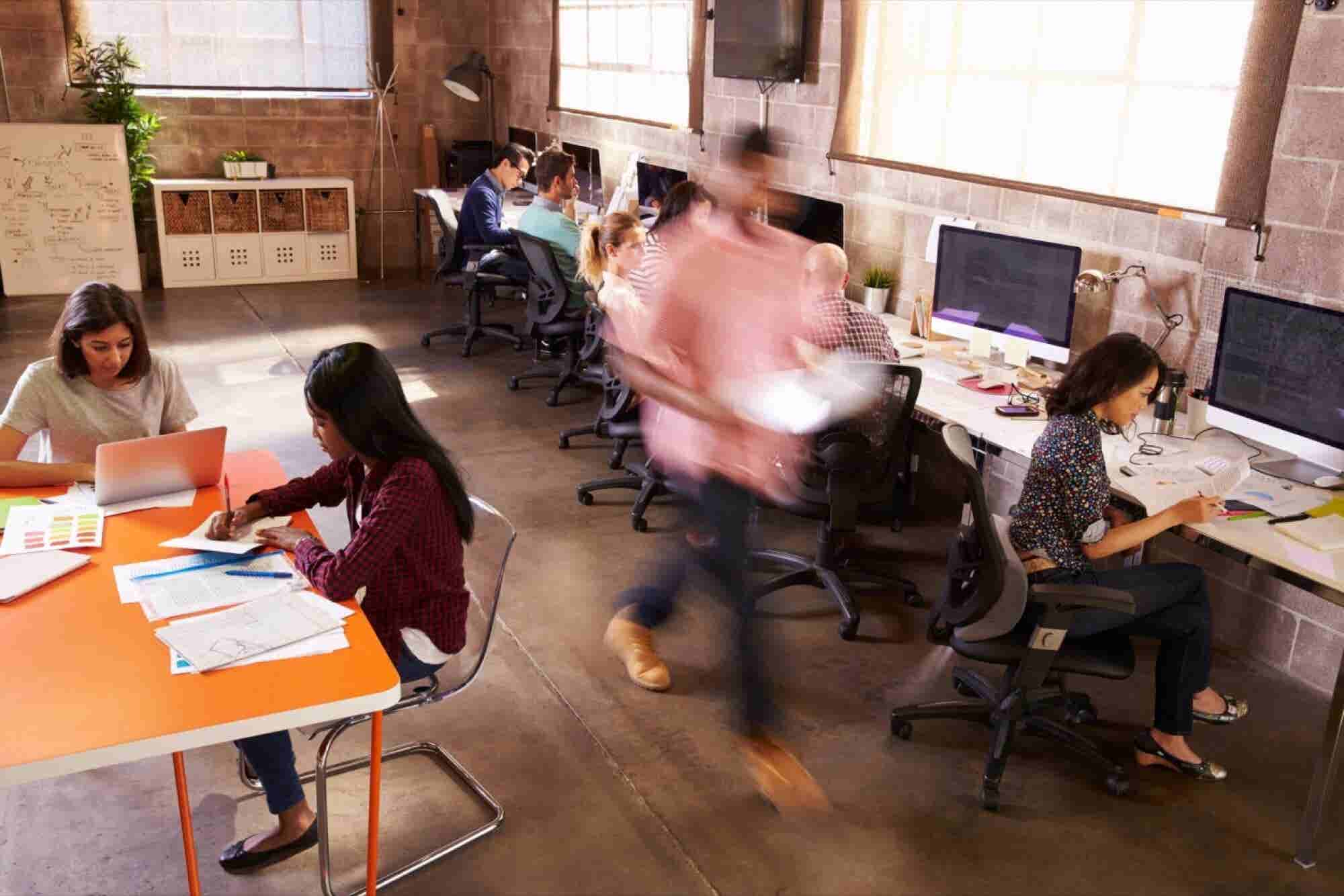3 Ways an Open Office Makes Me a Better Leader