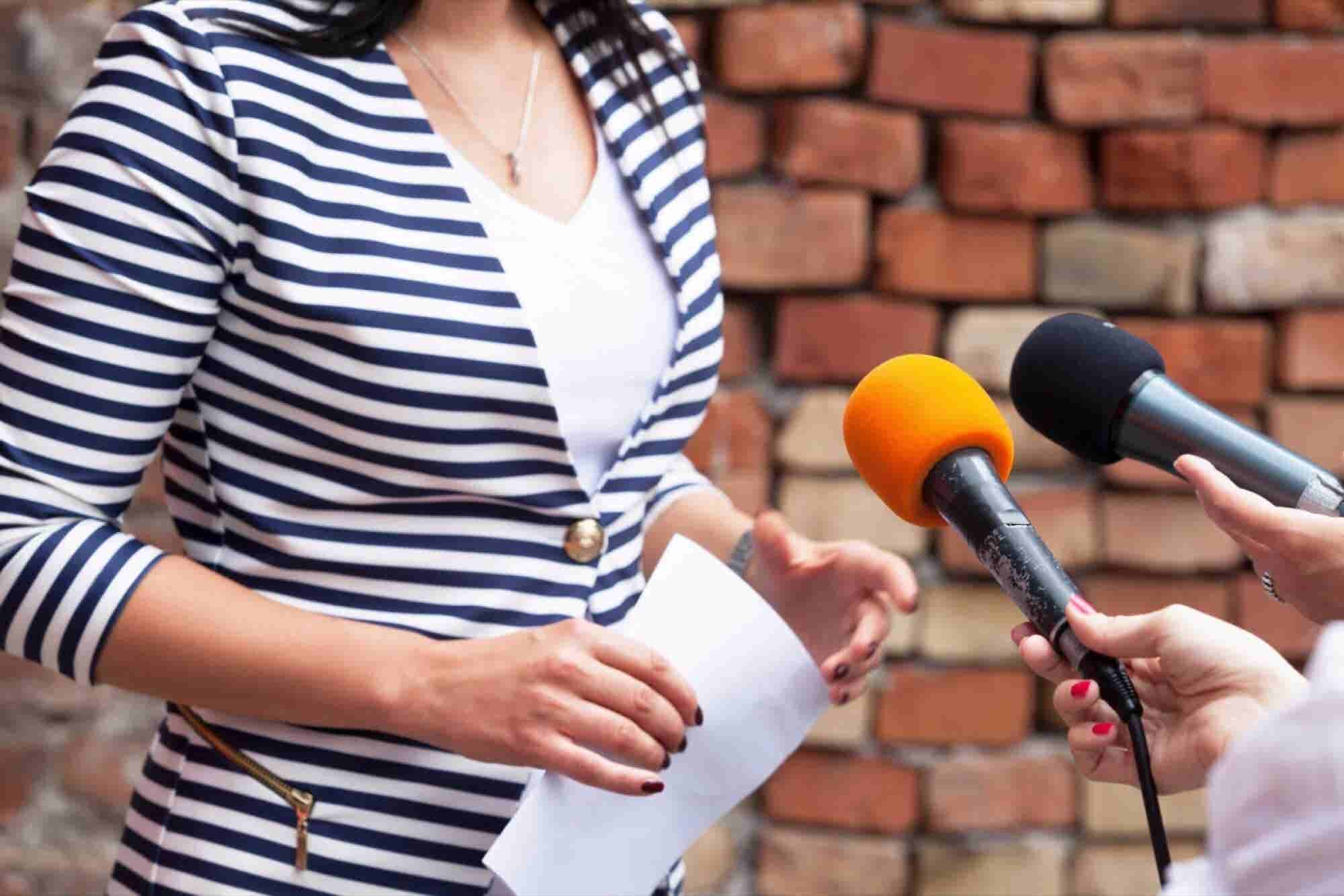 4 Ways To Master Media Interviews (Even If You've Been Burned Before)