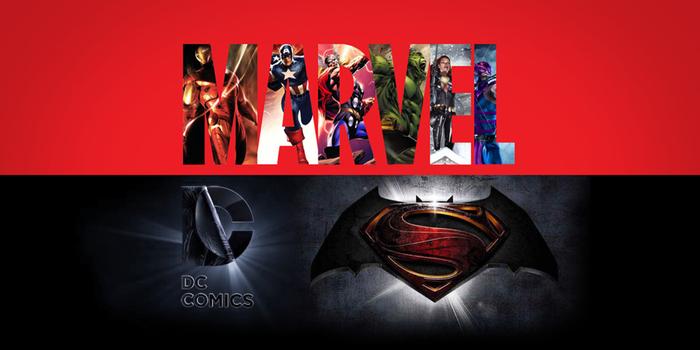 Marvel y DC: la pelea por el negocio millonario