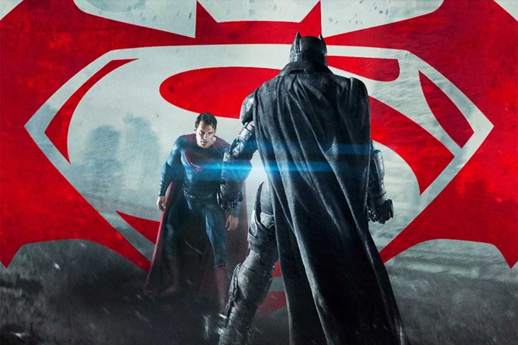 batman vs superman which is getting pulverized on