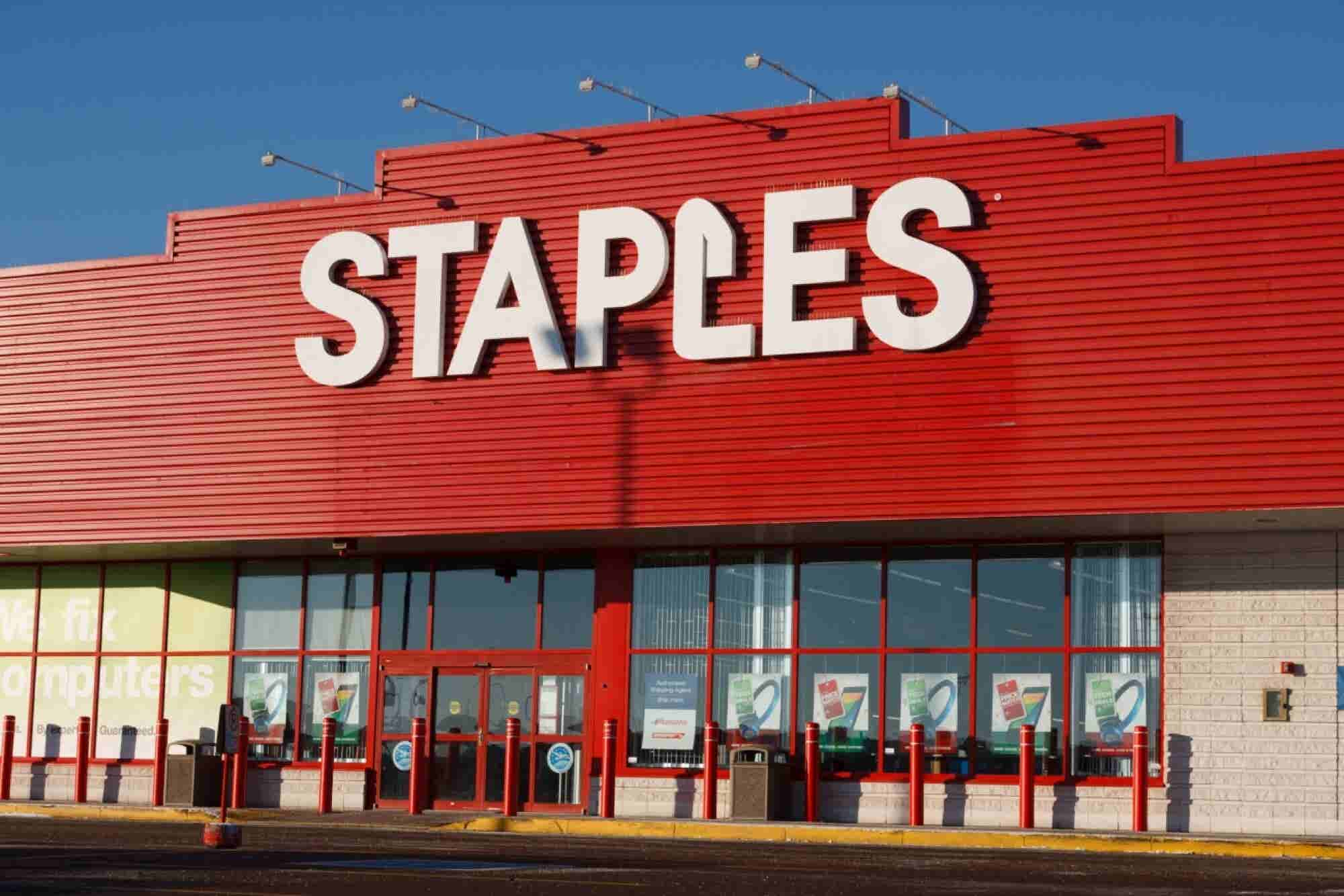 Staples CEO to Step Down After Office Depot Deal Termination