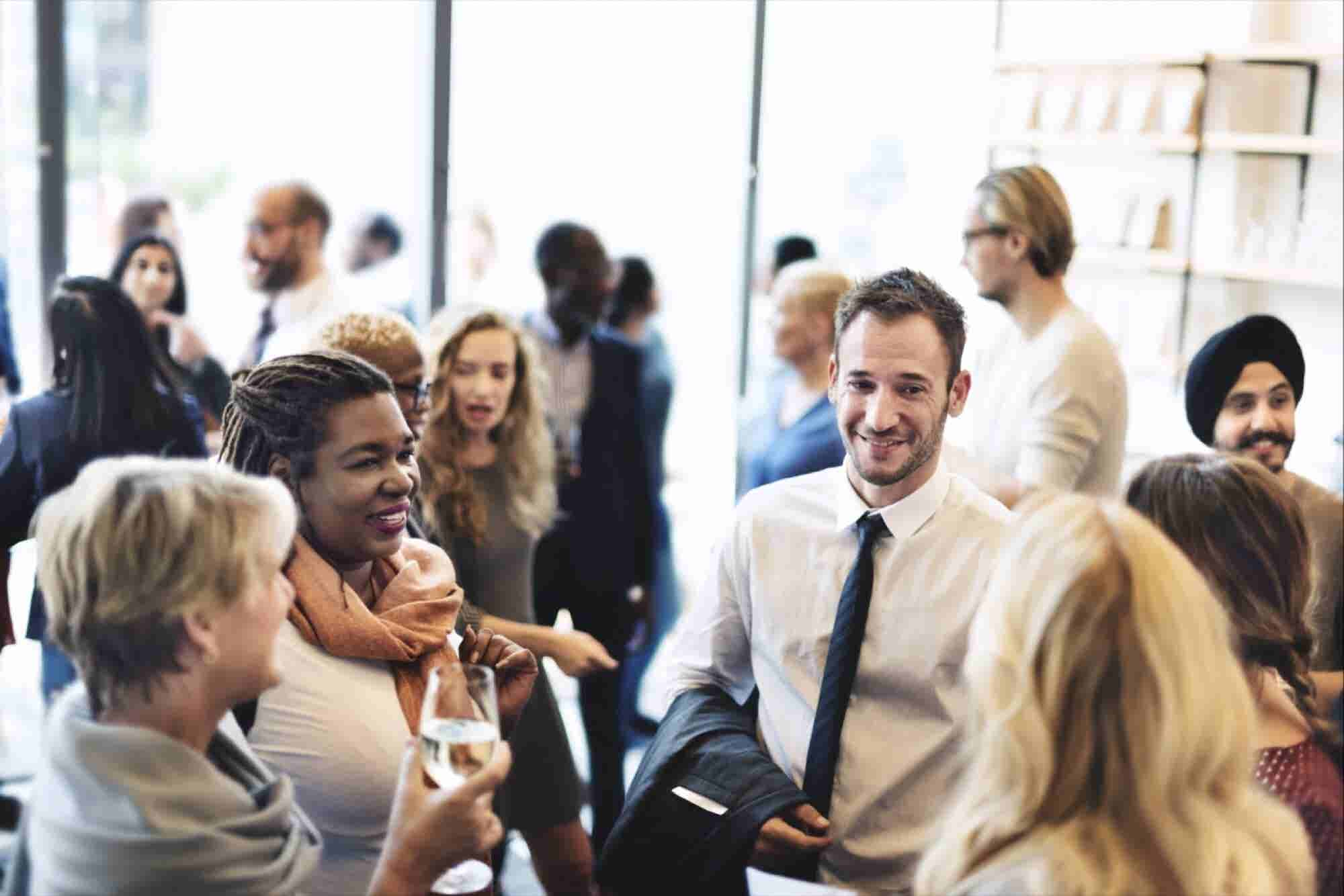 Why Networking in Person Can Be a Game Changer