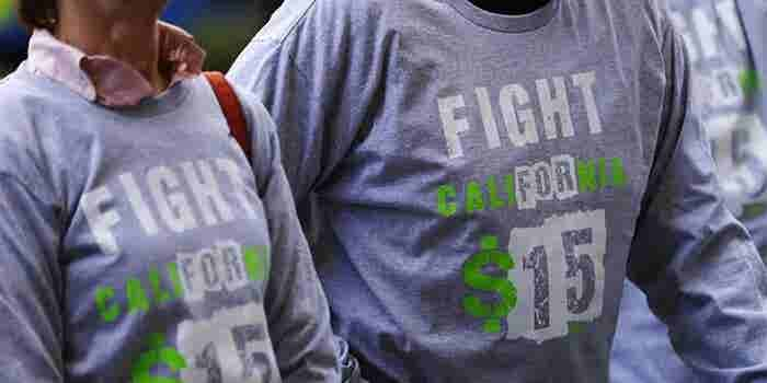 California Unions, Lawmakers Agree to $15 Minimum Wage
