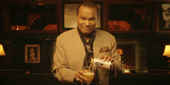 Brain Break: Does Billy Dee Williams Put You in the Mood ... for a Colt 45?