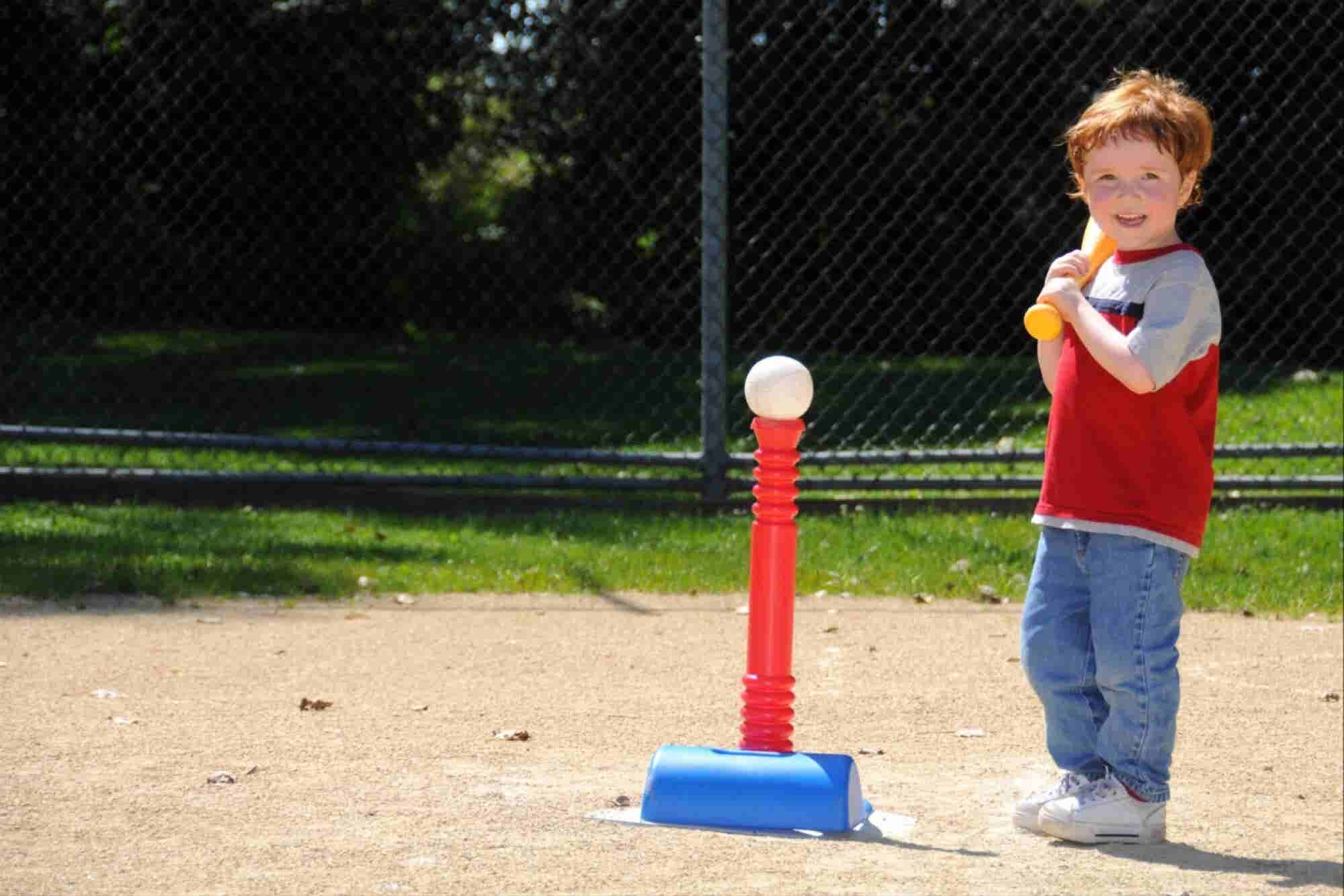 Like a Toddler Hitting a Tee-Ball, an Entrepreneur Will Fail Without Focusing on First-Things-First