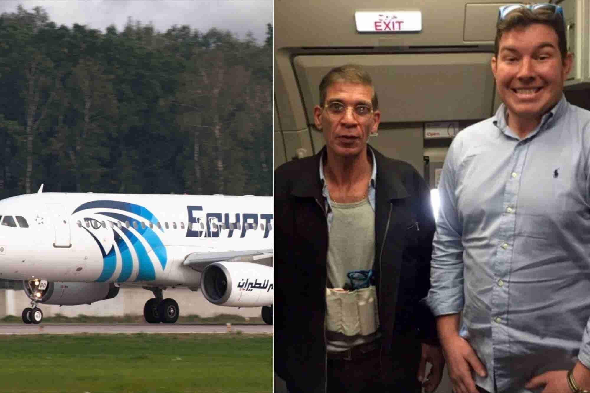 Hijacker Selfie Guy: Hero, Idiot or Both?