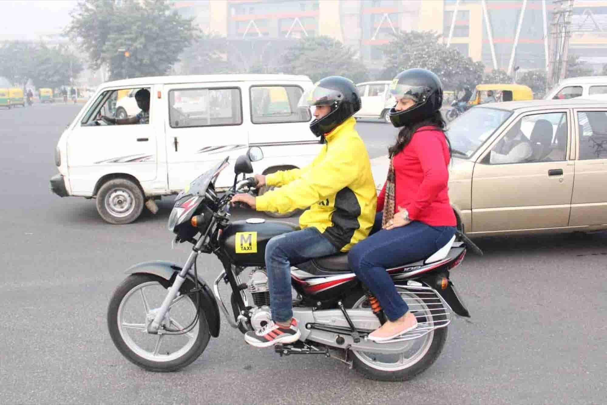 Ride Sharing Apps Welcome Odd-Even Scheme