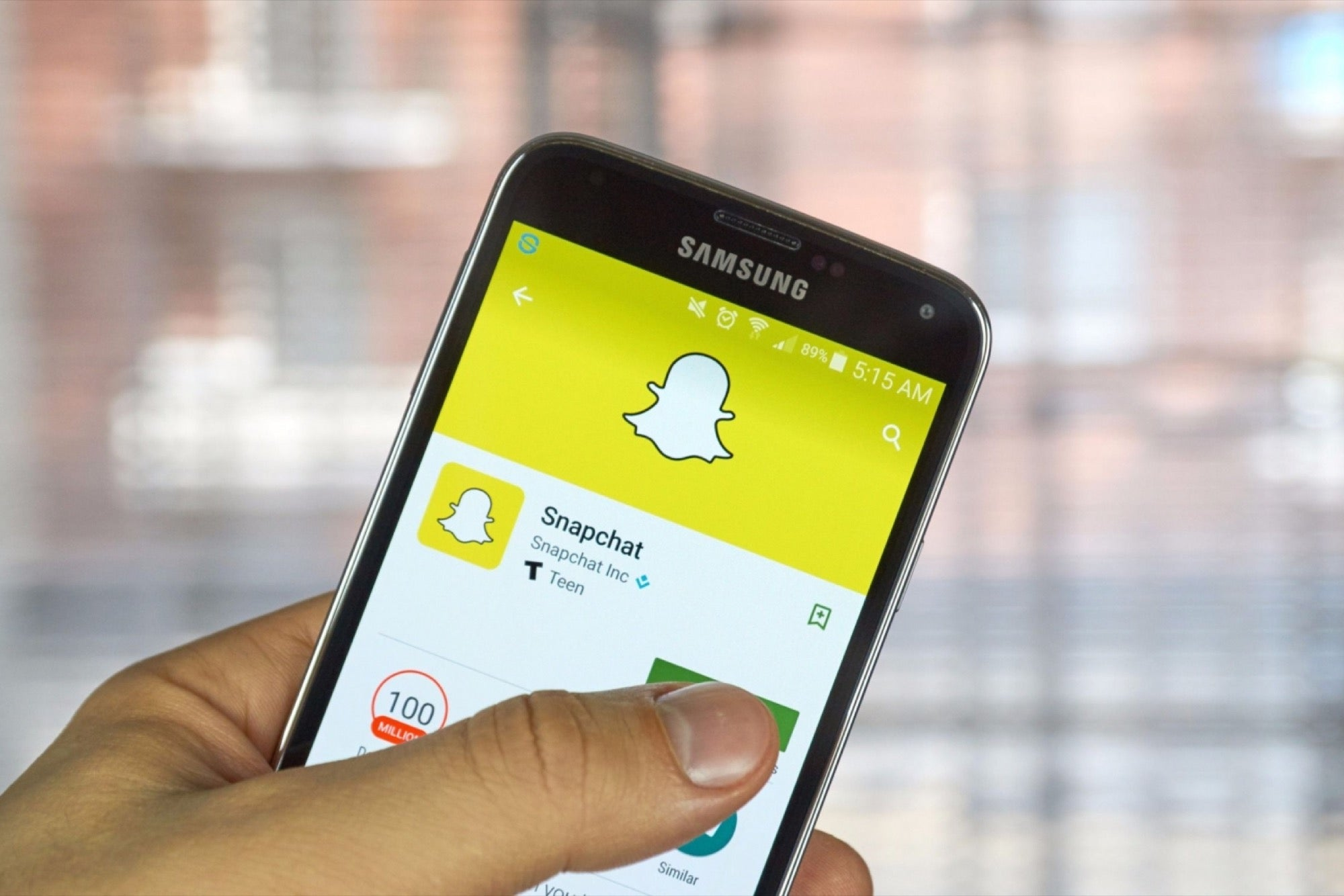 The Marketing Genius Behind Snapchat's Name Change