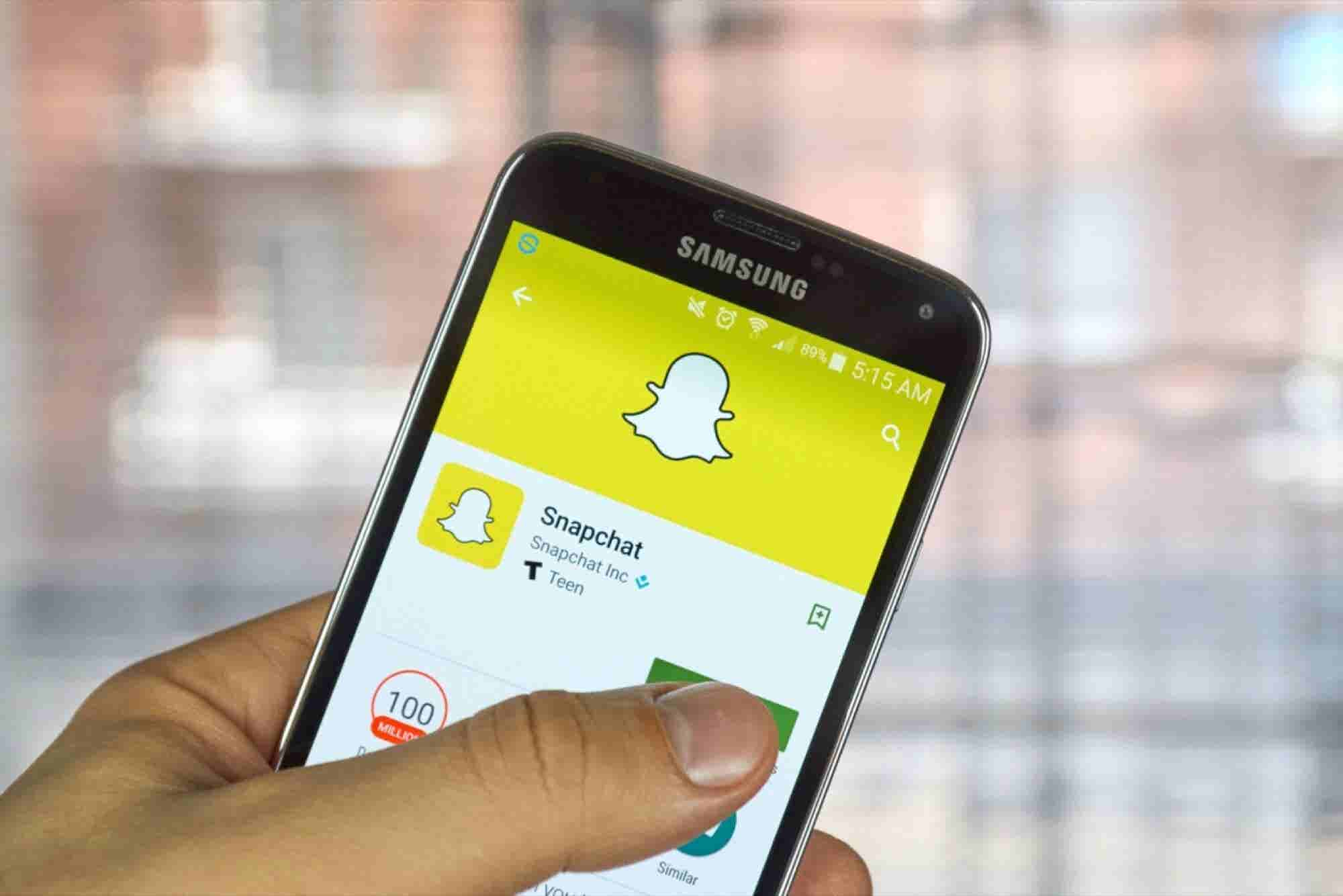 Snapchat: How Geofilters Can Increase Brand Awareness