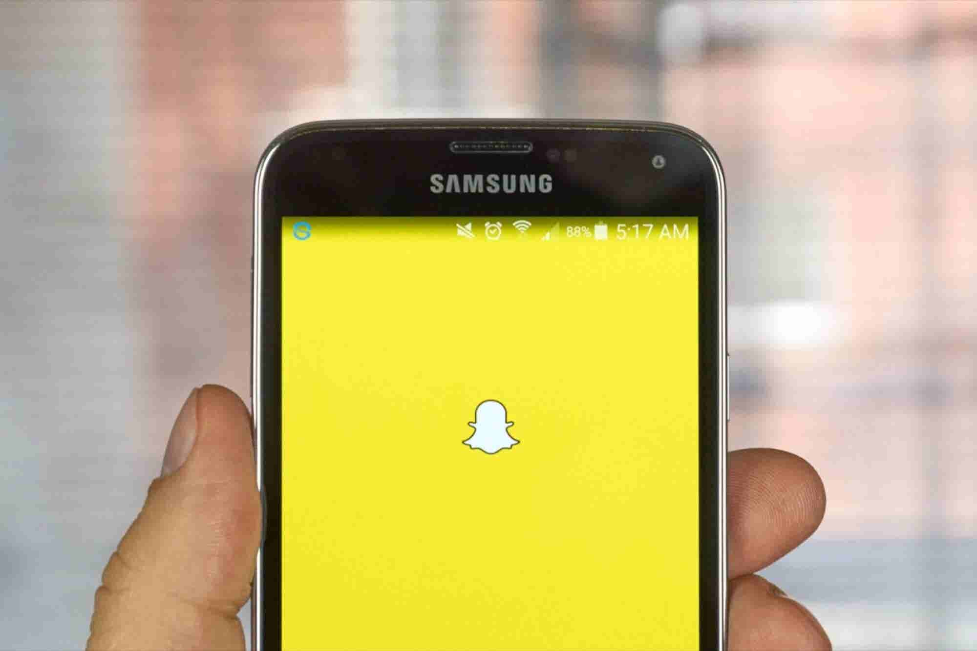 Snapchat Is Buying an Israeli Augmented Reality Startup