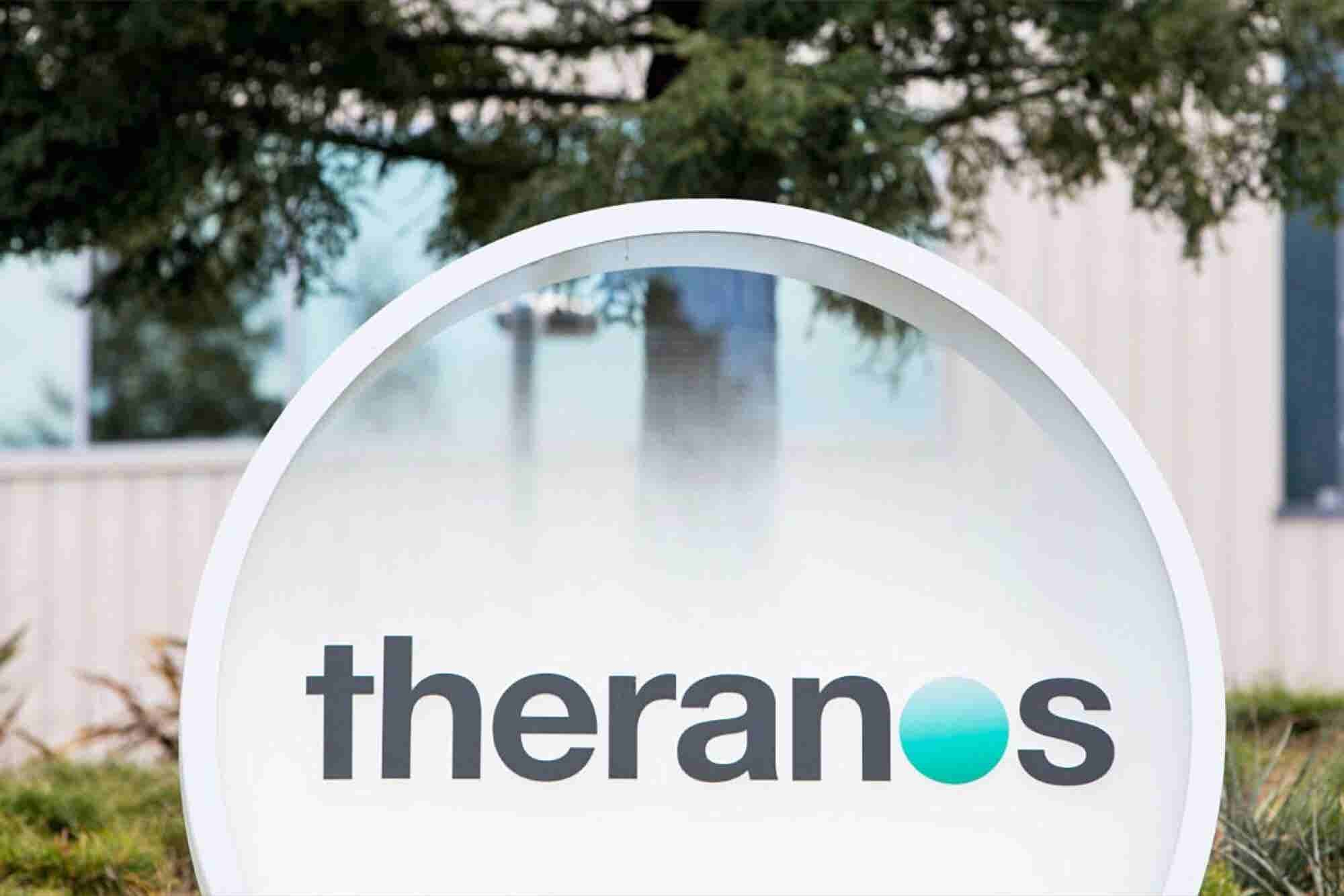 Report: Theranos Lab Didn't Live Up to Its Own Accuracy Standards