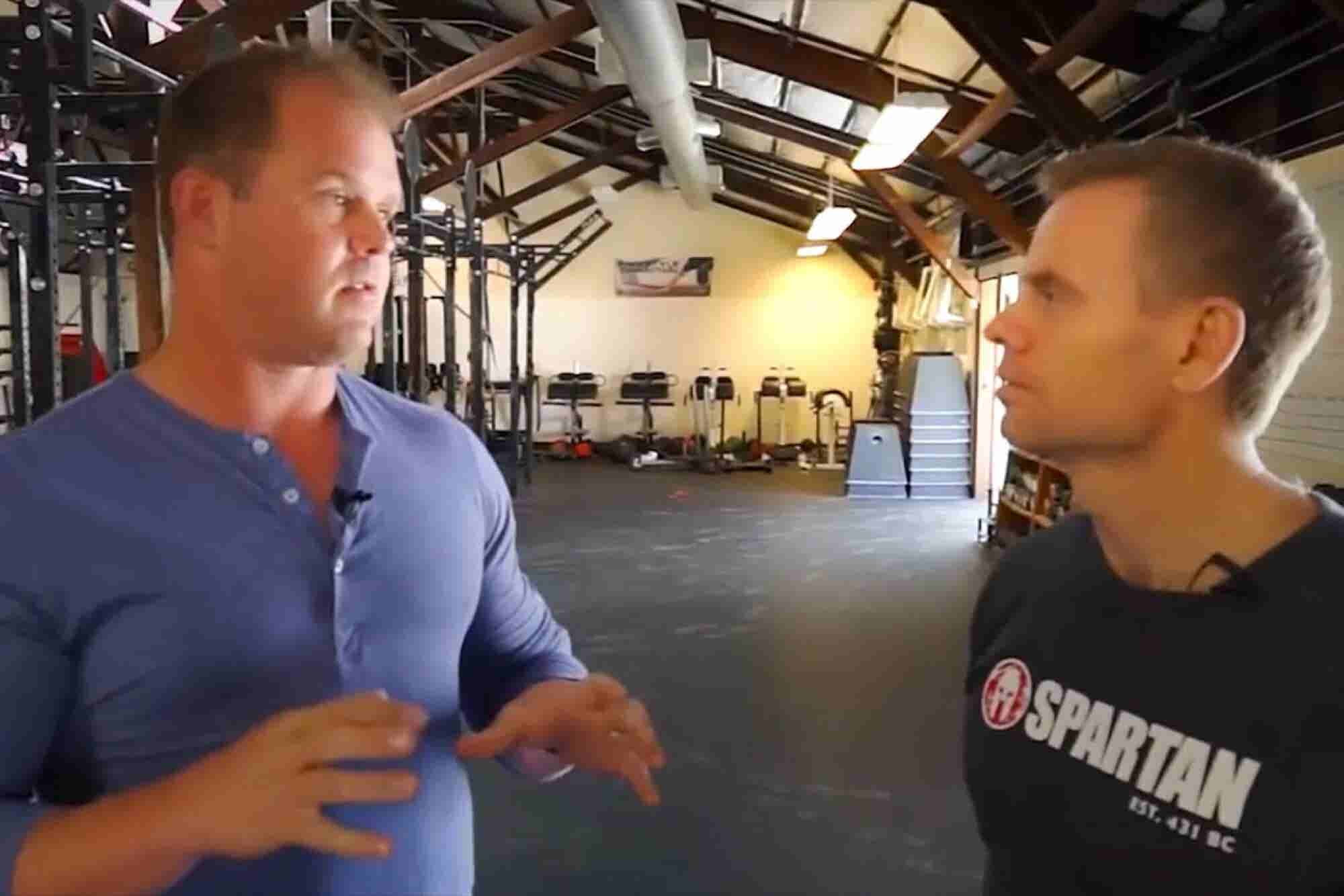 Author of 'Becoming a Supple Leopard' Wants You to Stand Up and Get Ph...