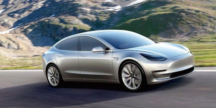 Tesla Says Model 3 Orders Top $10 Billion in First 36 Hours