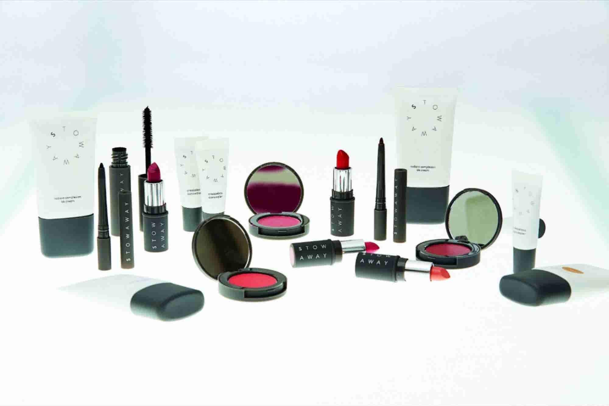 Stowaway Cosmetics: perfección miniatura