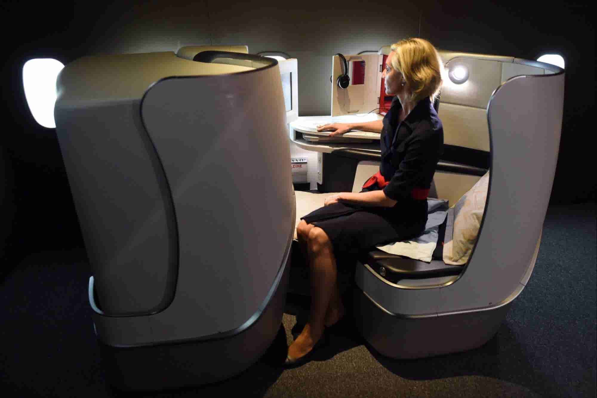 Air France Offers Compromise After Flight Attendants' Outrage at Heads...