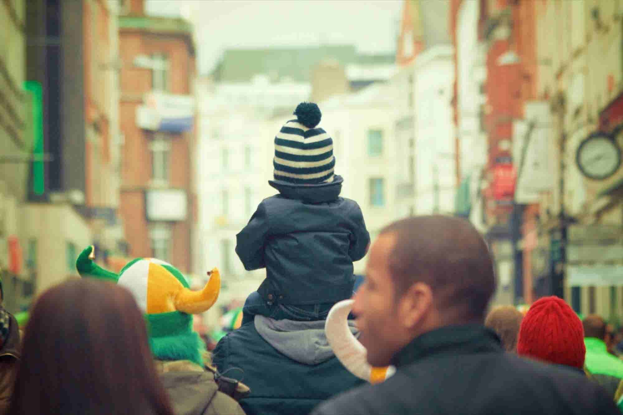 The Top 10 American Cities for Working Parents
