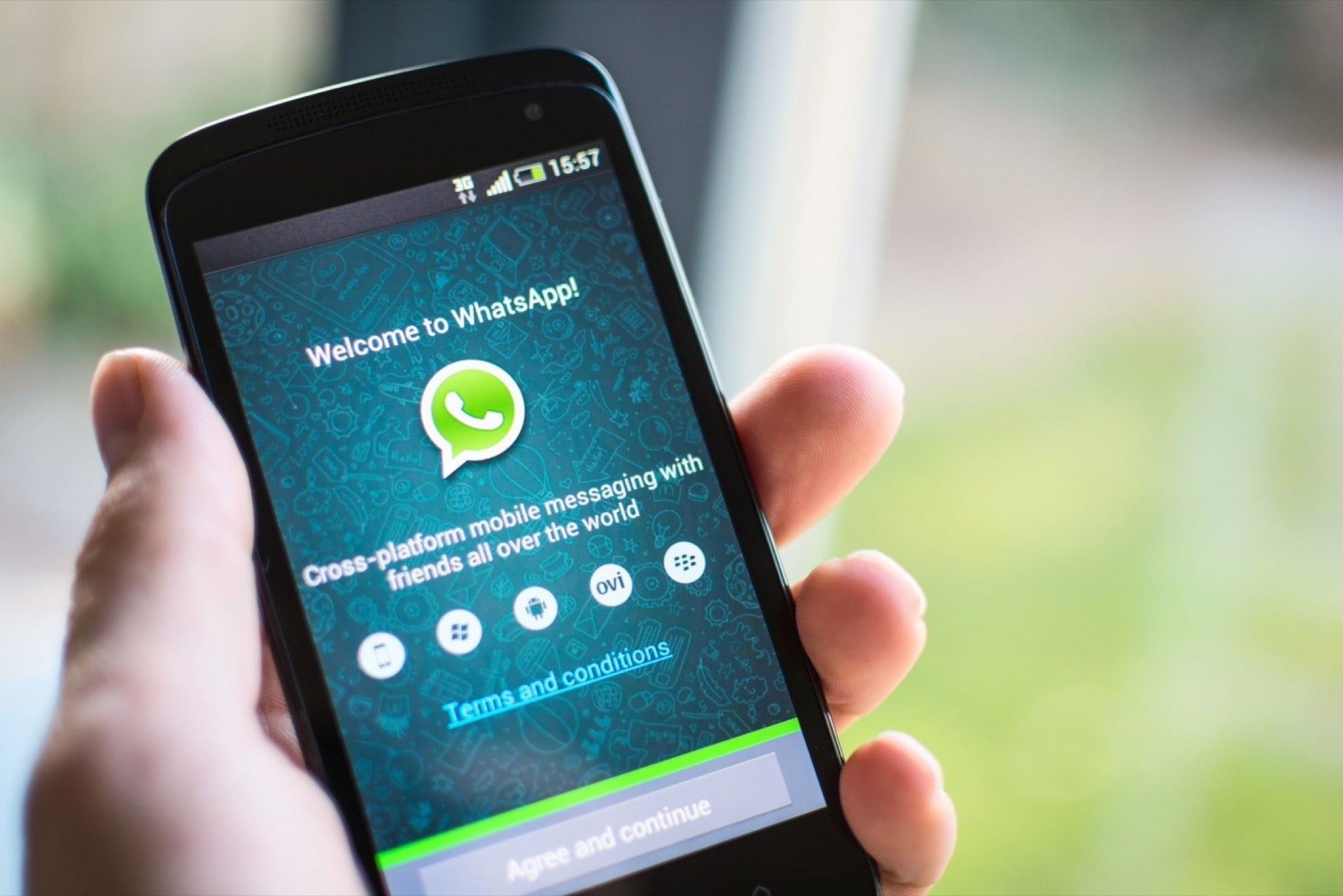 whatsapp fake picture preview